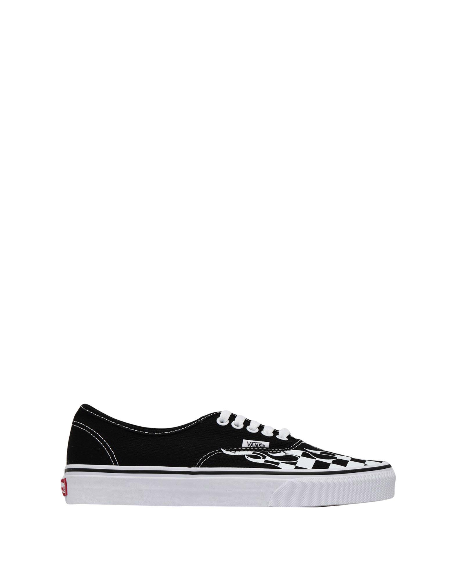 Vans Ua Authentic (Checker Women Flame) - Sneakers - Women (Checker Vans Sneakers online on  Australia - 11559674FD 6e0c84
