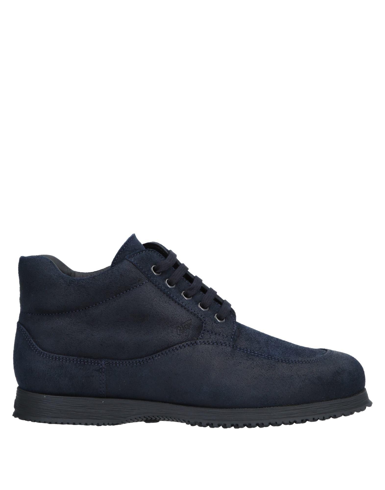 Sneakers Hogan Homme - Sneakers Hogan  Bleu foncé Spécial temps limité