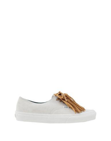 0c31b3fcf7 Vans Ua Authentic Fringe Snow White - Sneakers - Men Vans Sneakers ...
