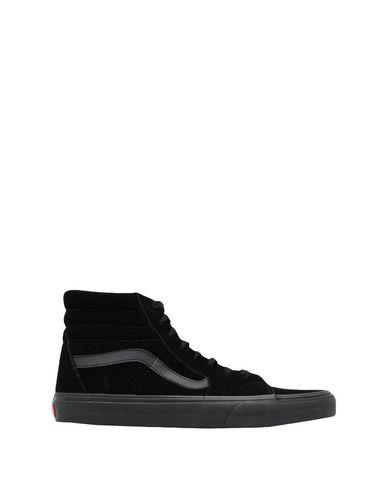 716c8af0bb77 Vans Ua Sk8-Hi Black Black - Sneakers - Men Vans Sneakers online on ...