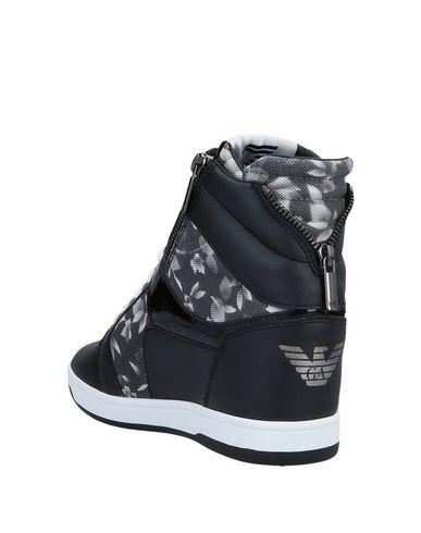 Ea7 Sneakers Donna Scarpe Nero