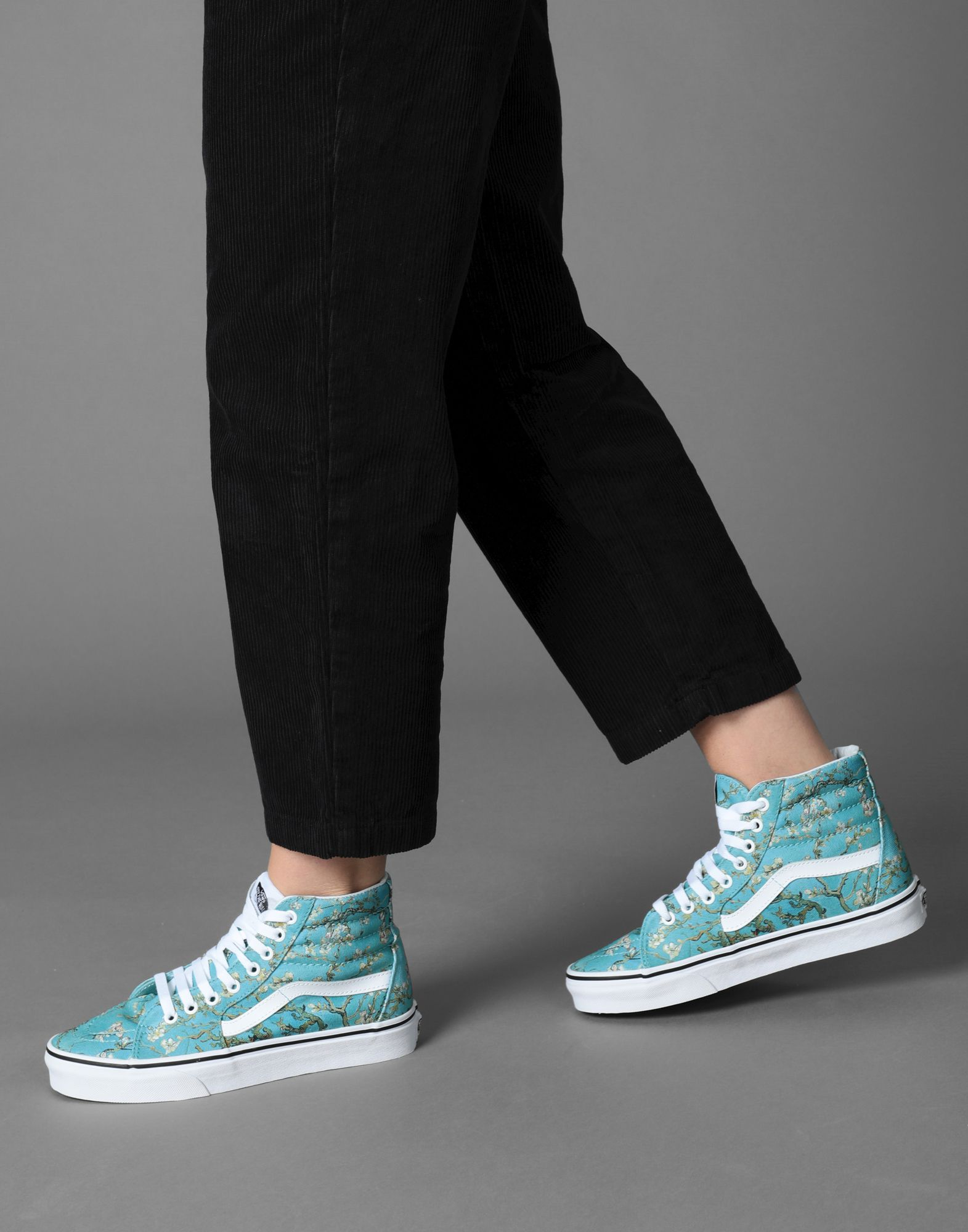 Vans Ua Sk8-Hi (Vincent Van Gogh) Gogh) Gogh) - Sneakers - Women Vans Sneakers online on  United Kingdom - 11560070UM 8a3309