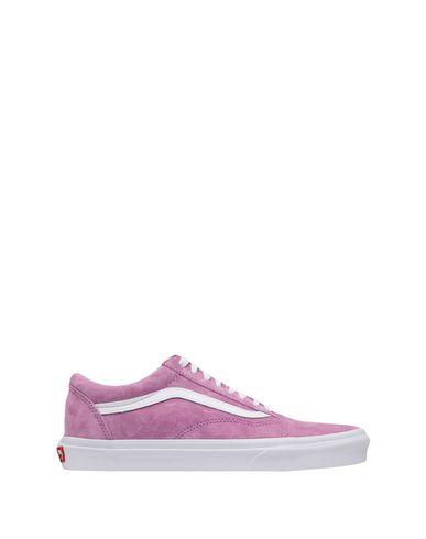 25e5b7474146d5 Vans Ua Old Skool (Pig Suede) - Sneakers - Women Vans Sneakers ...