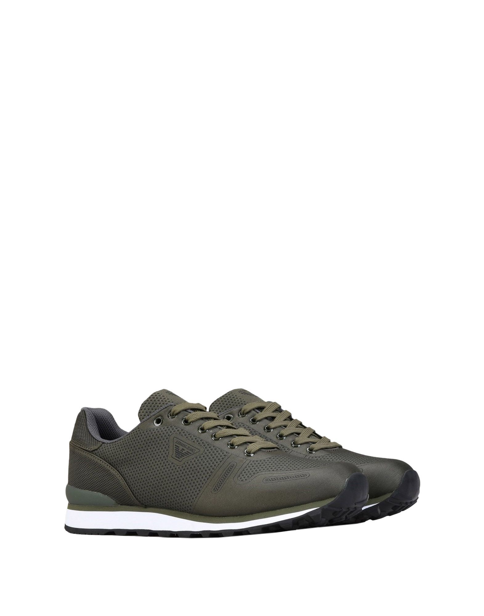Armani on Jeans Sneakers - Men Armani Jeans Sneakers online on Armani  Canada - 11560122WO 76fa3f