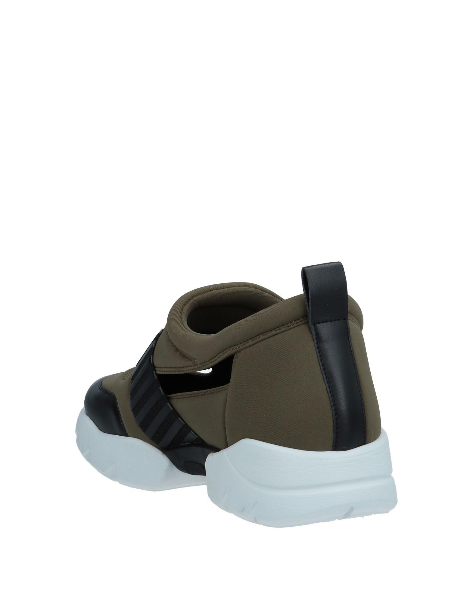 Stilvolle Sneakers billige Schuhe Grau Mer Sneakers Stilvolle Damen  11560297NV 8ef573