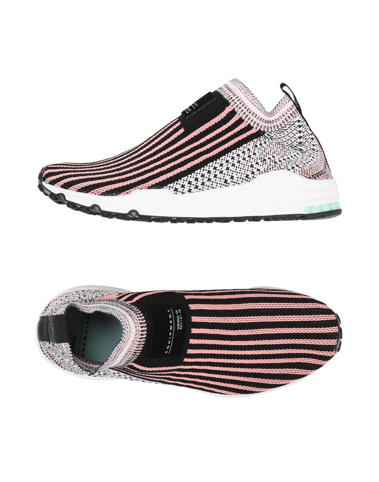 Baskets Adidas Originals Eqt Support Sk Pk W - Femme - Baskets Adidas Originals Noir Mode pas cher et belle