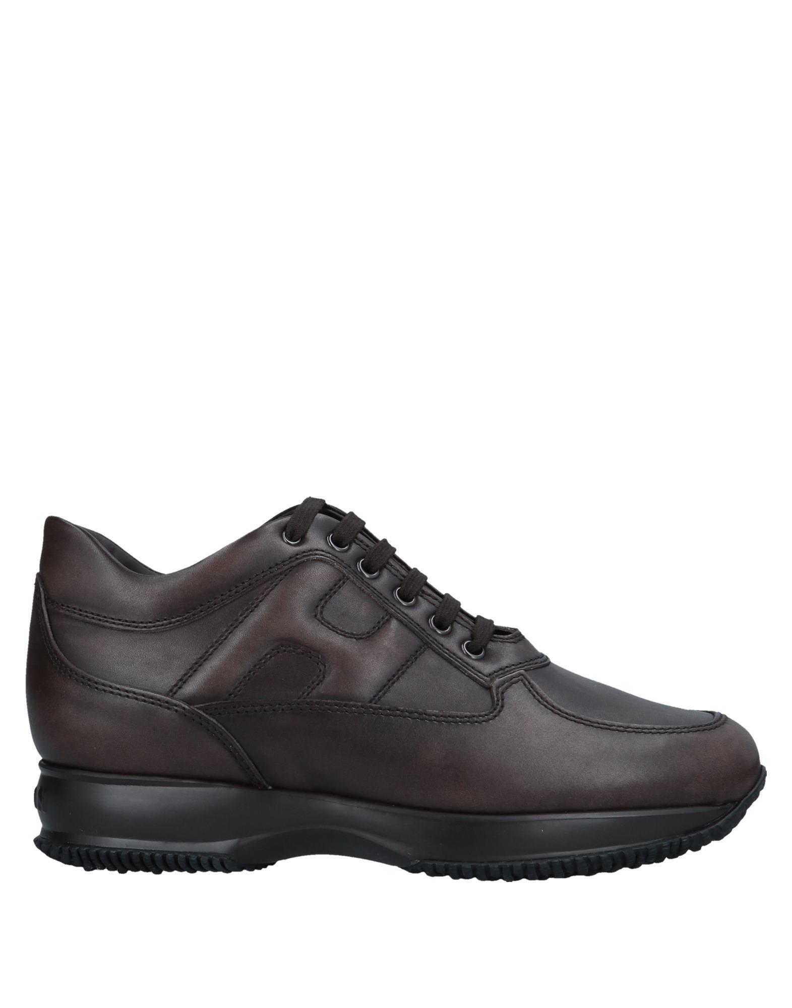 Sneakers Hogan Homme - Sneakers Hogan  Moka Réduction de prix saisonnier, remise