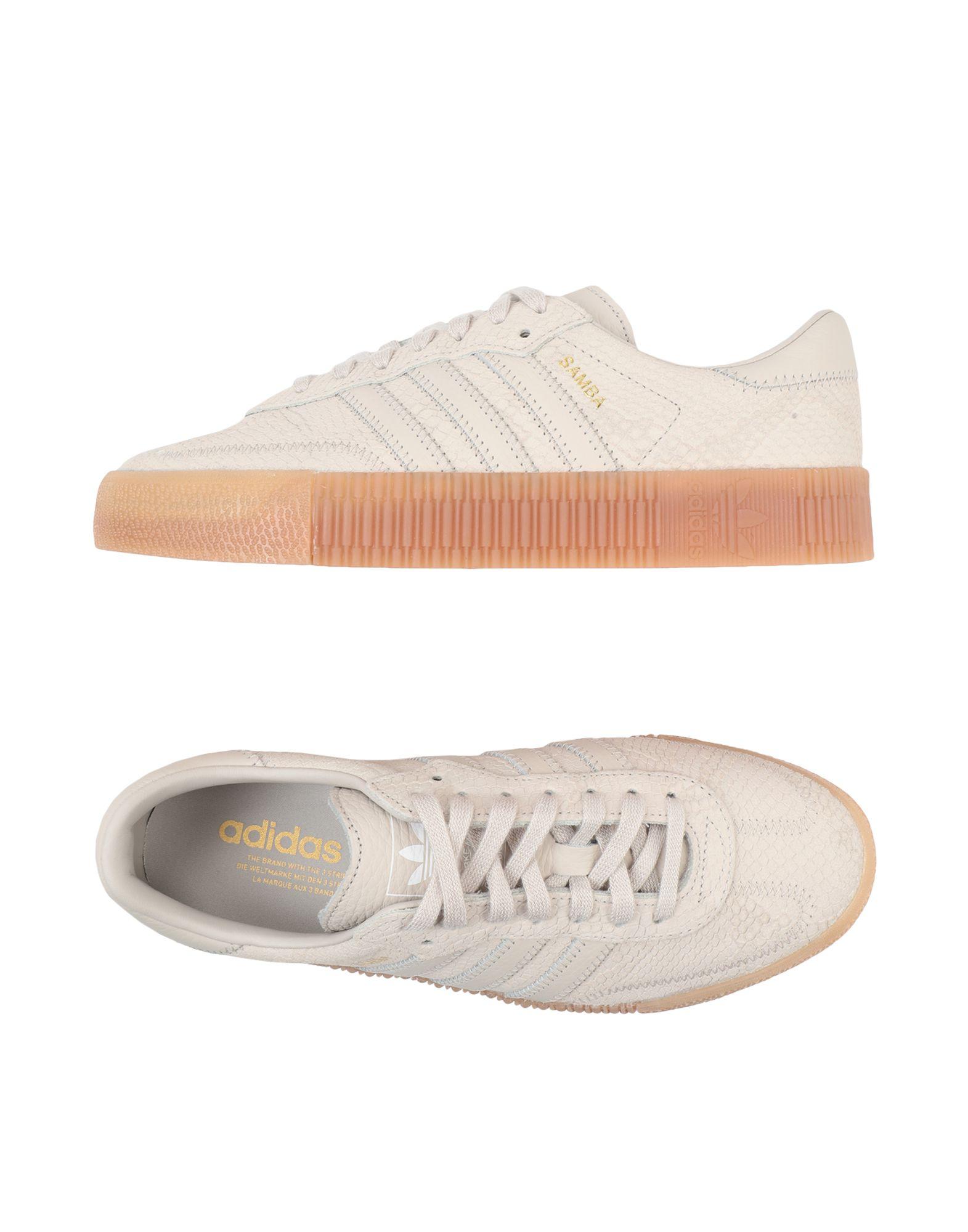 Baskets Adidas Originals Sambarose W - Femme - Baskets Adidas Originals Beige Les chaussures les plus populaires pour les hommes et les femmes
