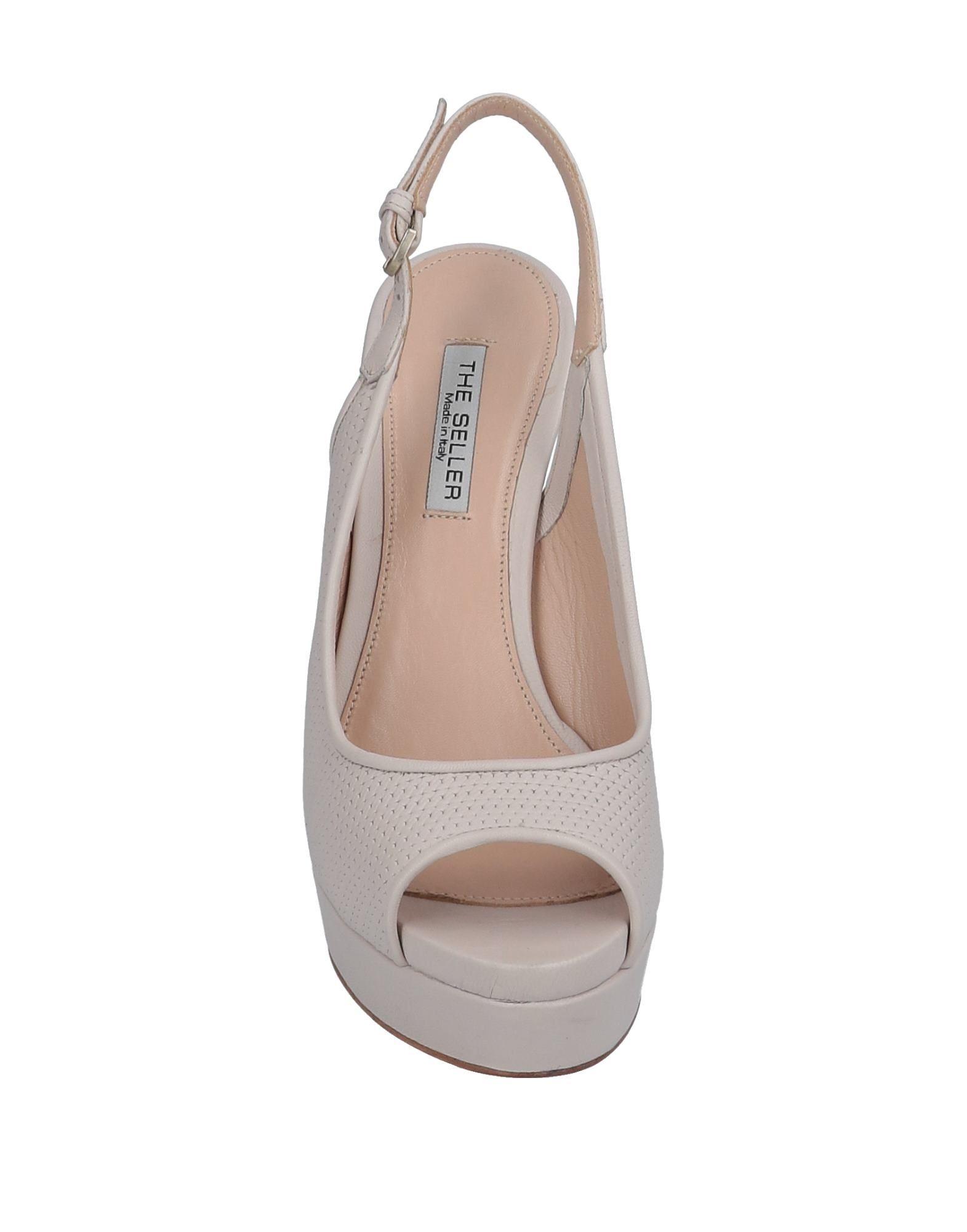 Stilvolle Seller billige Schuhe The Seller Stilvolle Sandalen Damen  11560671BD c83b3a
