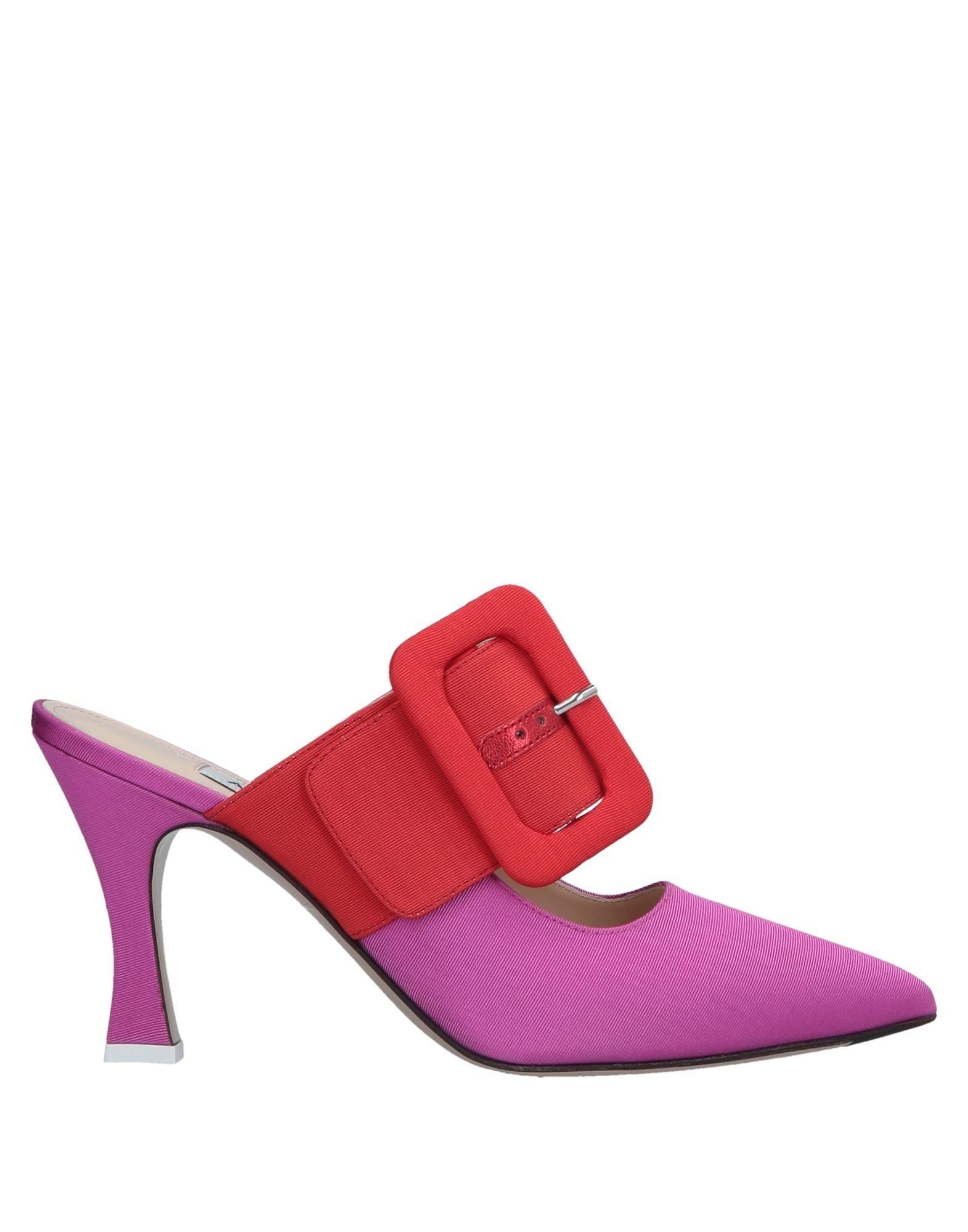 best sneakers 8add8 ec4b8 Fucsia Zuecos Attico Attico Attico Mujer - Zuecos Attico Cómodo y bien  parecido a67928