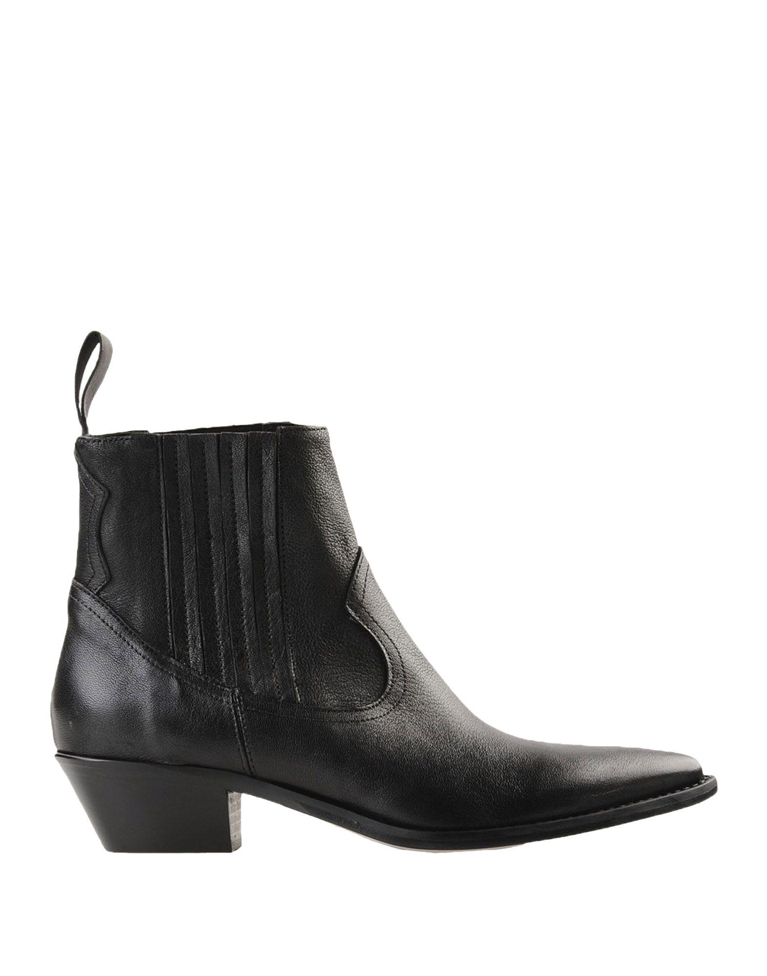 Bottine Lemaré Femme - Bottines Lemaré Noir Chaussures femme pas cher homme et femme