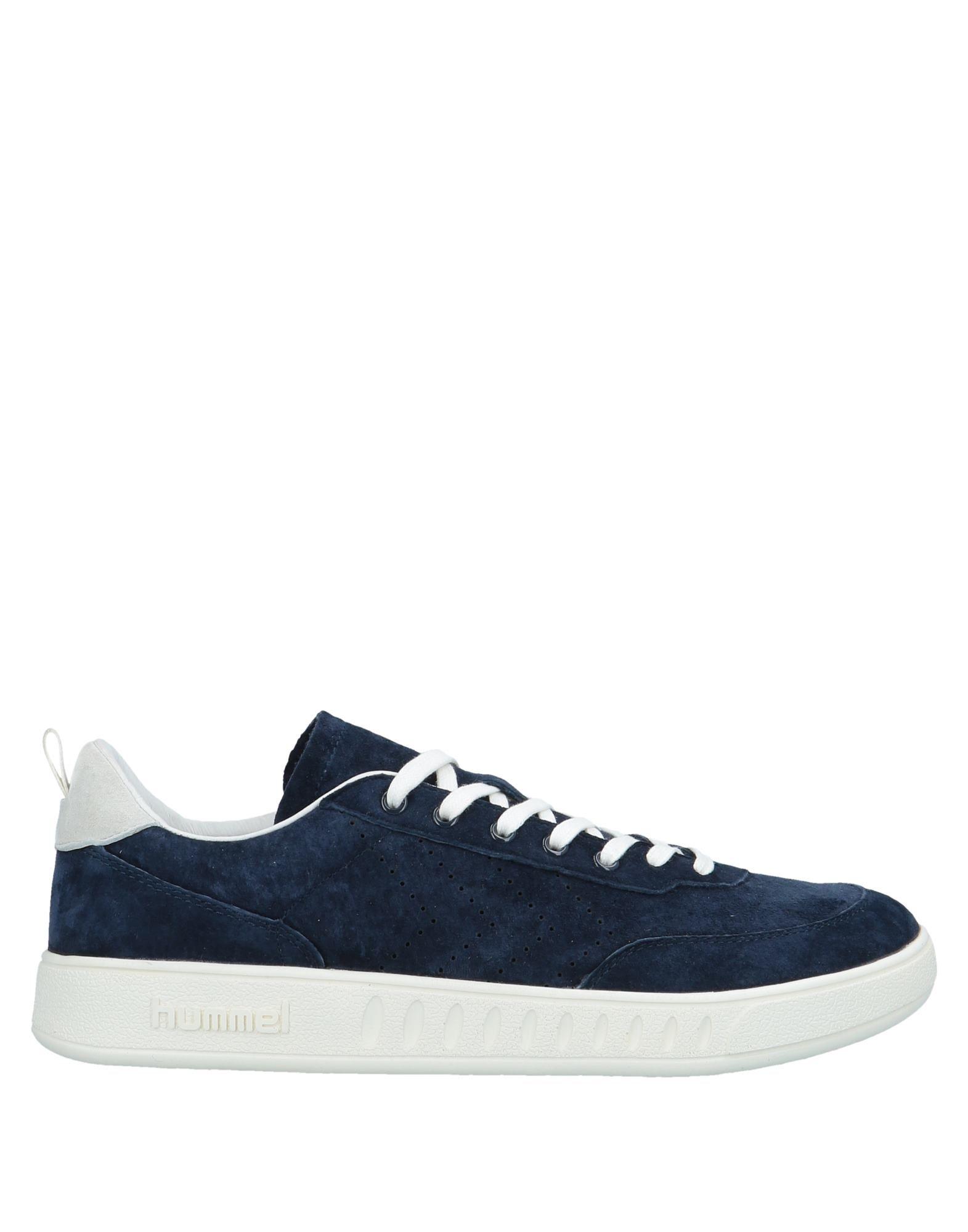 Rabatt echte Schuhe Hummel Sneakers Herren  11561046OS