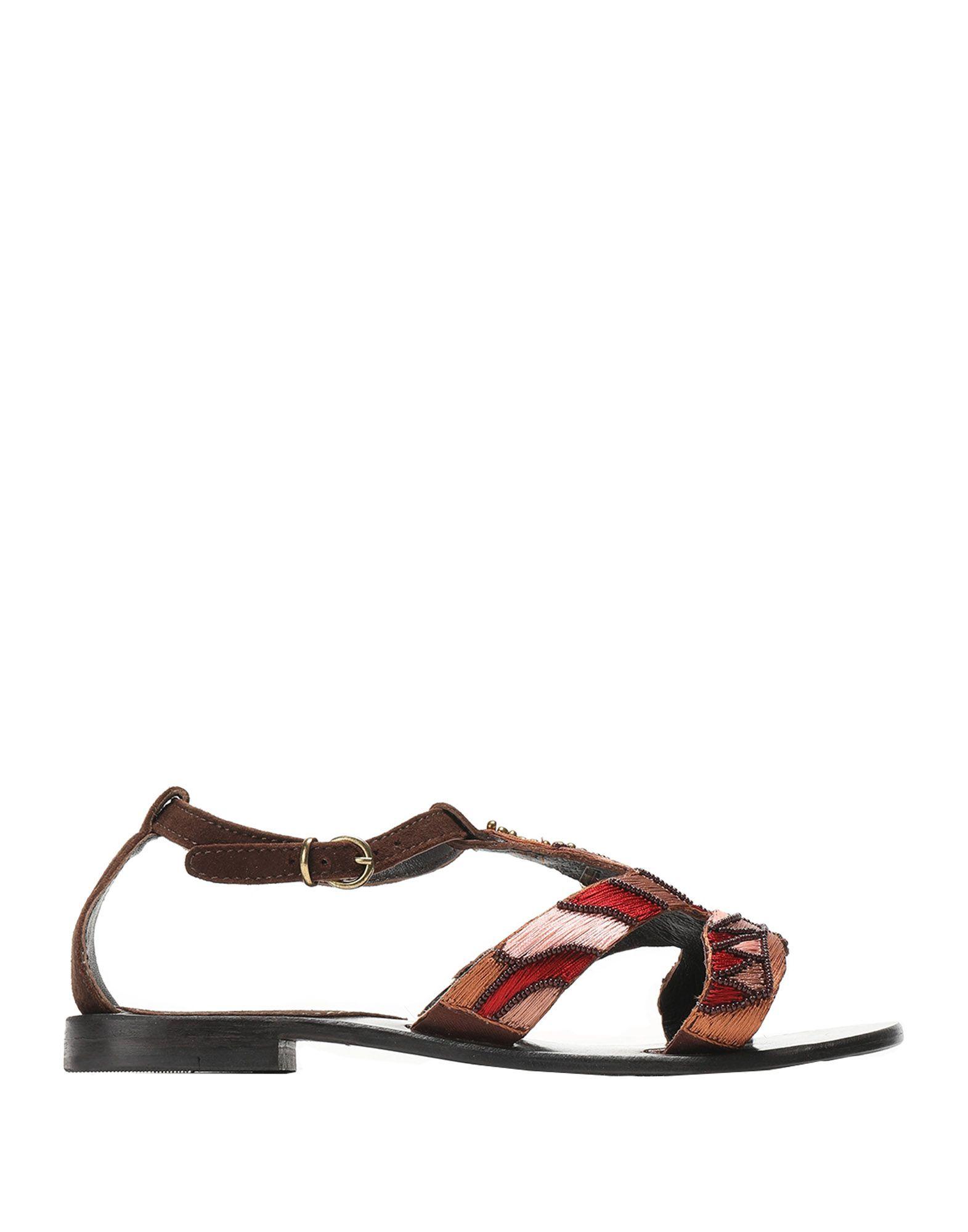 Cafènoir Sandals - Women Cafènoir Sandals Kingdom online on  United Kingdom Sandals - 11561057RJ 75d8c2