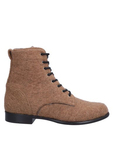 APERLAI Ankle Boot in Camel