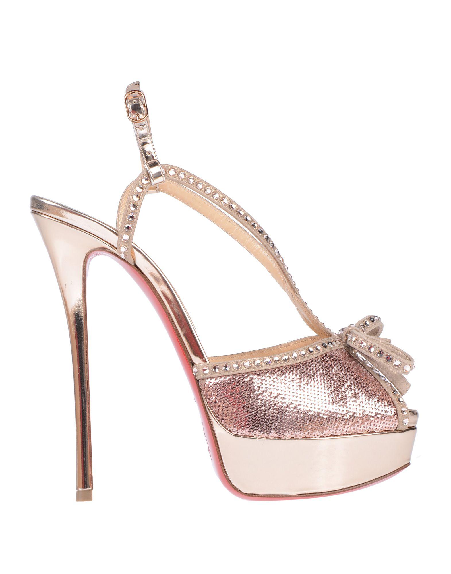 bec0d37188c Christian Louboutin Sandals - Women Christian Louboutin Sandals ...