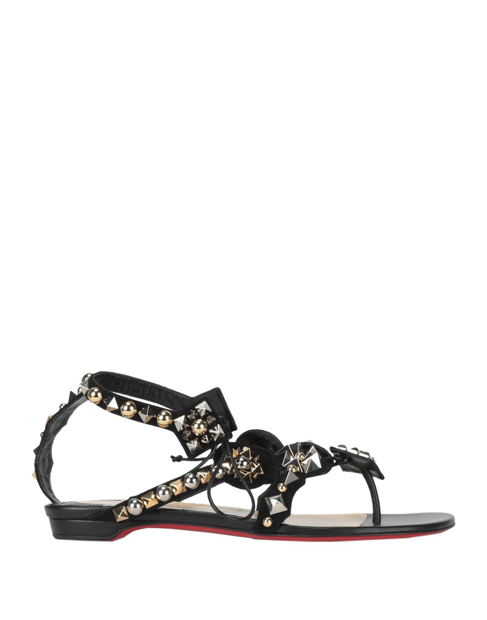 Christian Louboutin Dianetten Damen aussehende  11561125FRGünstige gut aussehende Damen Schuhe b62ce8