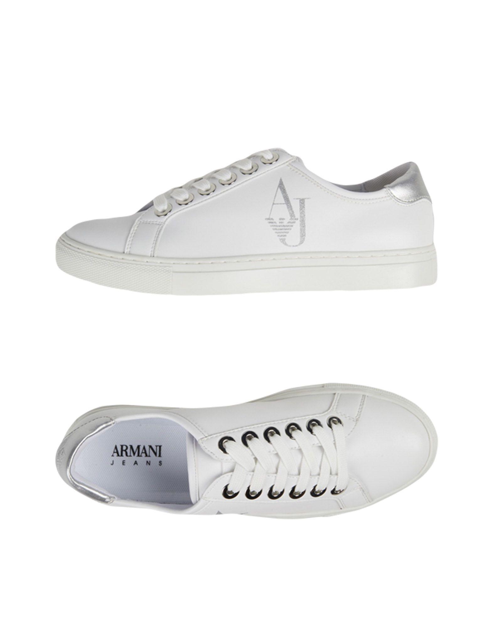 Armani Jeans Sneakers - Women Armani  Jeans Sneakers online on  Armani Canada - 11561676TN 32b4d8