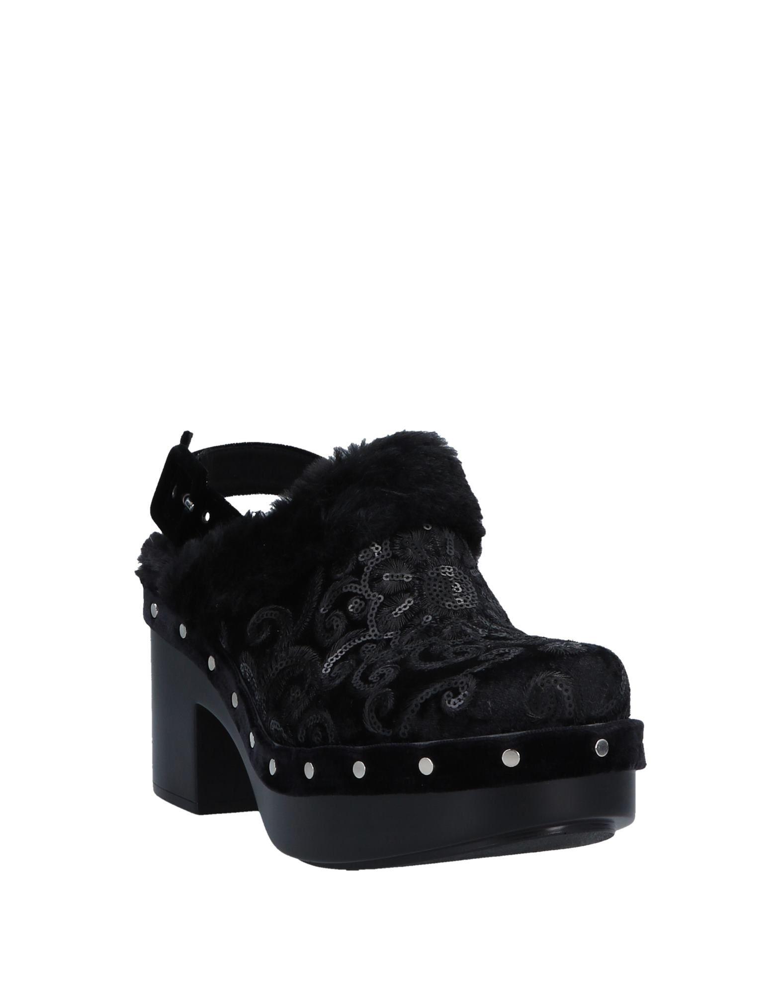 Gut um billige Damen Schuhe zu tragenJeannot Pantoletten Damen billige  11561852FN 26e15b