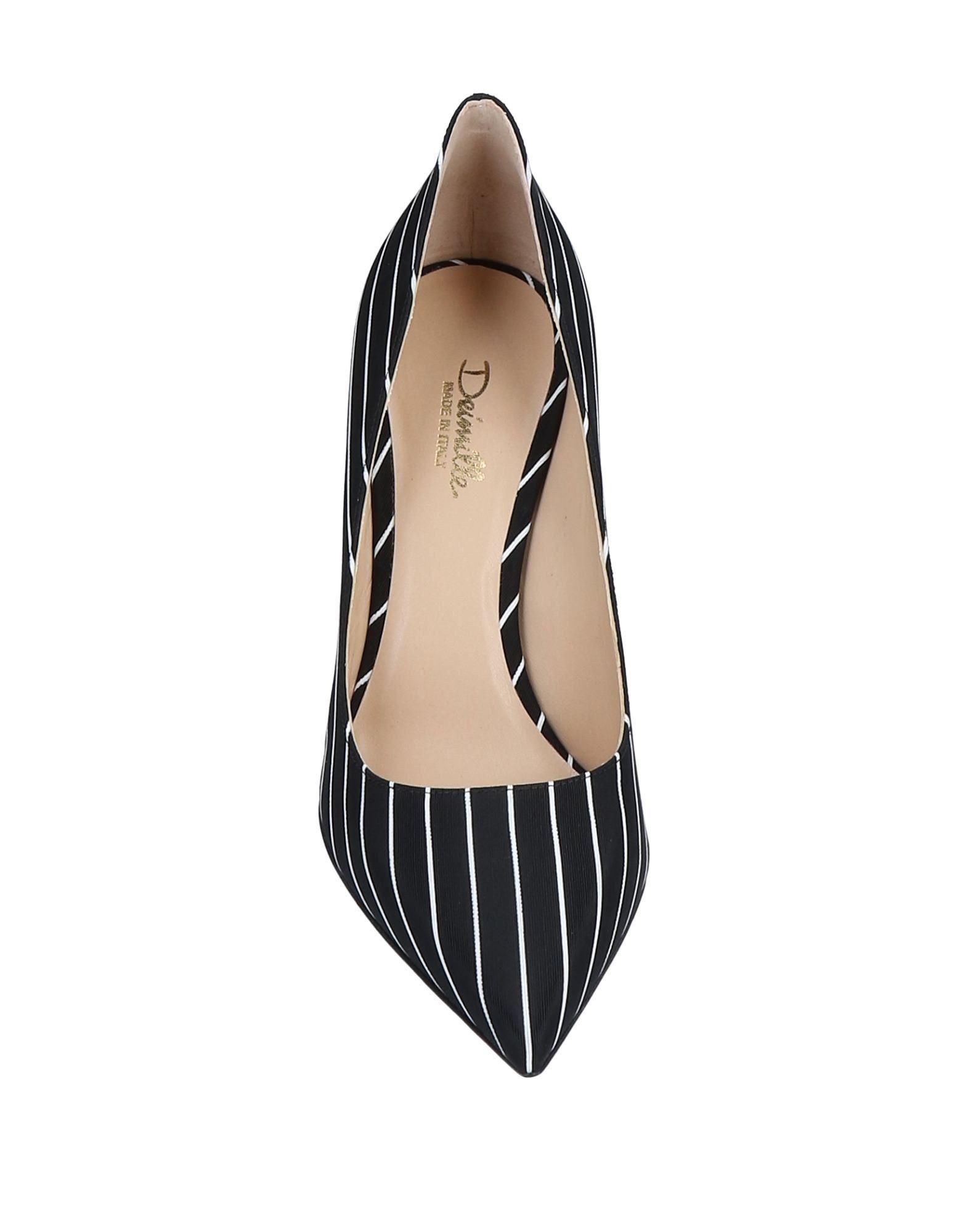 Deimille Pumps Damen  strapazierfähige 11561927TCGut aussehende strapazierfähige  Schuhe 437624