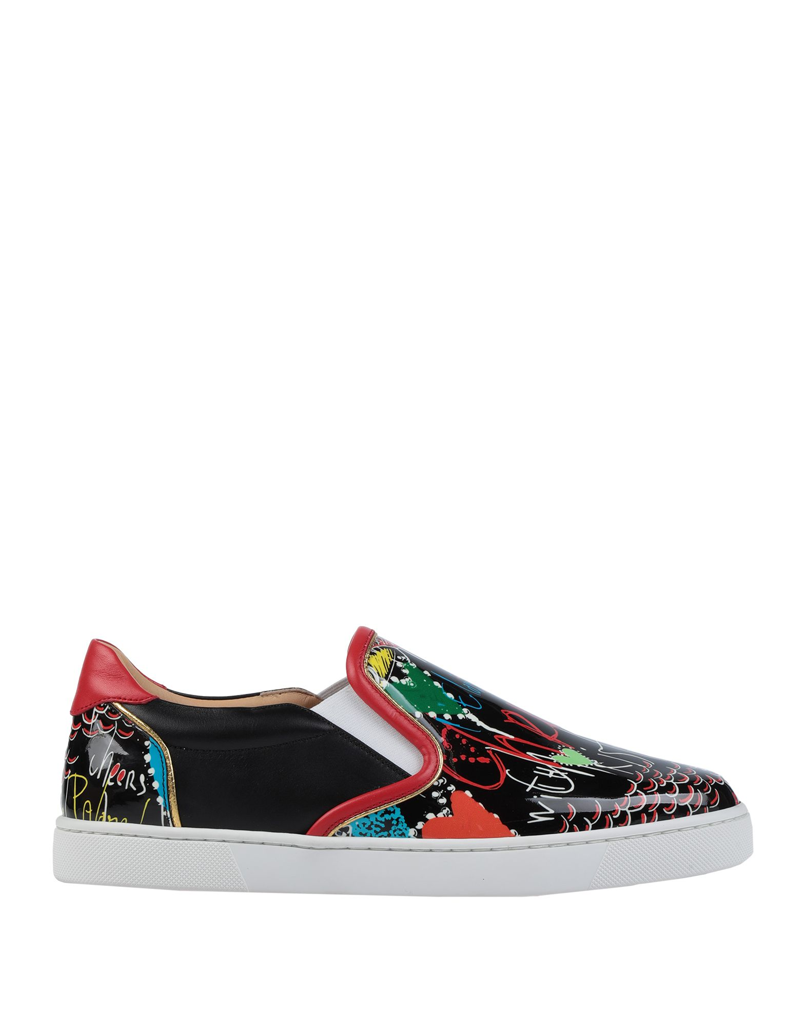 competitive price 9f6bf 2ac75 CHRISTIAN LOUBOUTIN Sneakers - Footwear | YOOX.COM