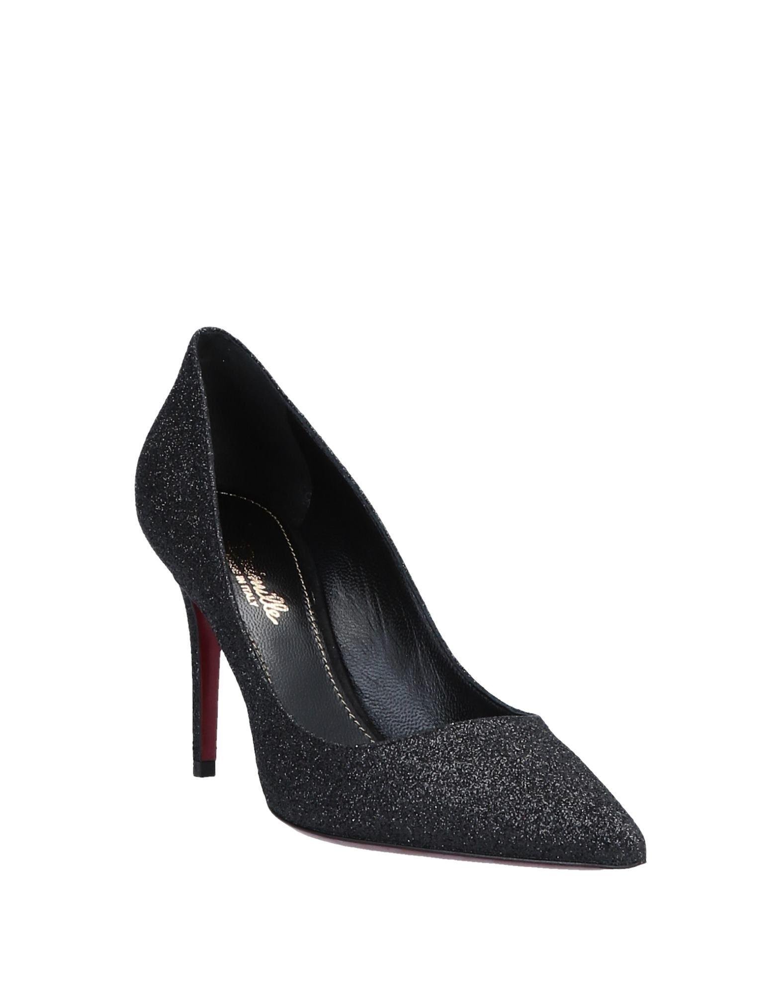 Deimille Pumps Damen Schuhe  11562153VVGut aussehende strapazierfähige Schuhe Damen 7c6018
