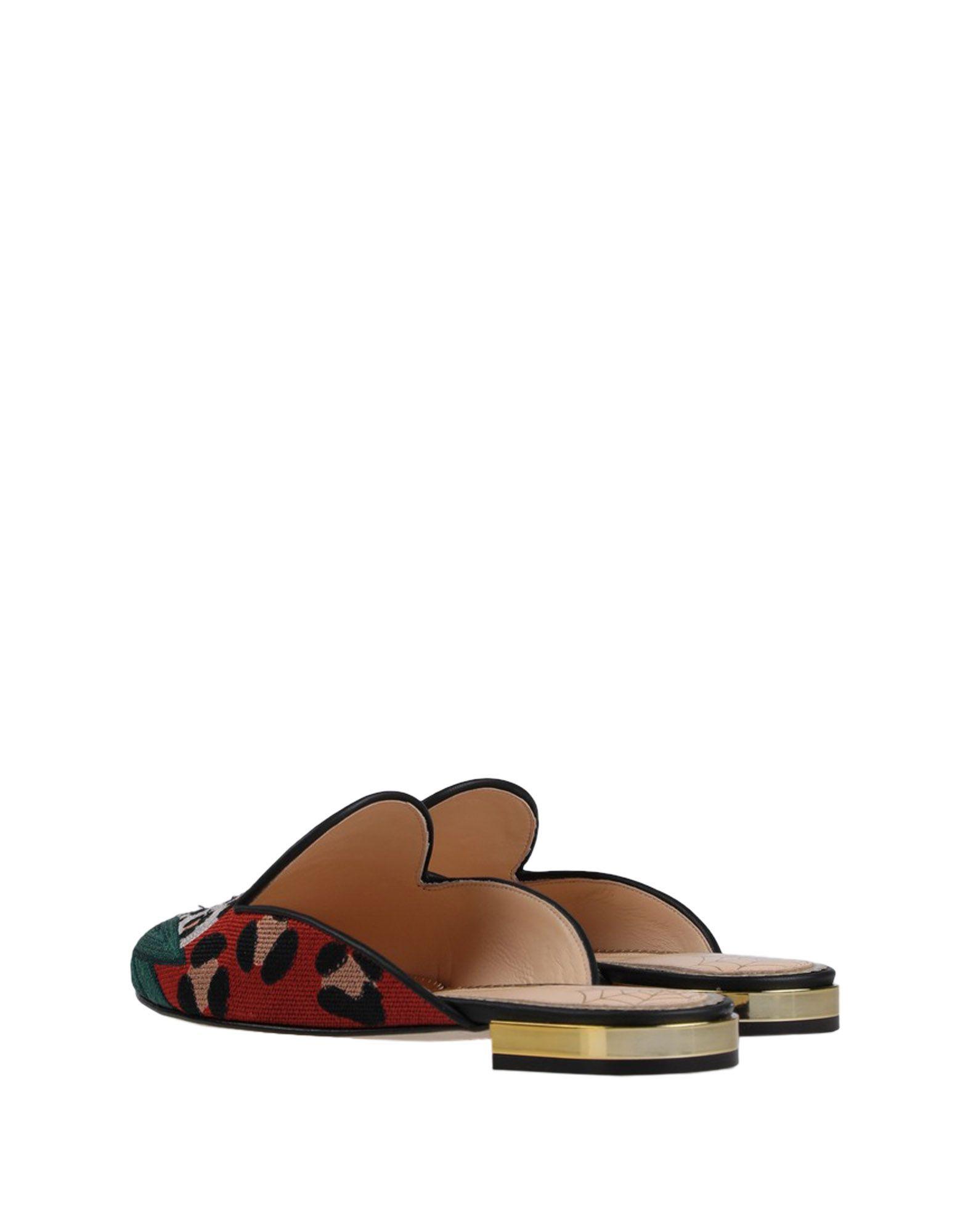 Stilvolle billige Schuhe Charlotte Olympia 11562588GD Pantoletten Damen  11562588GD Olympia 87b719