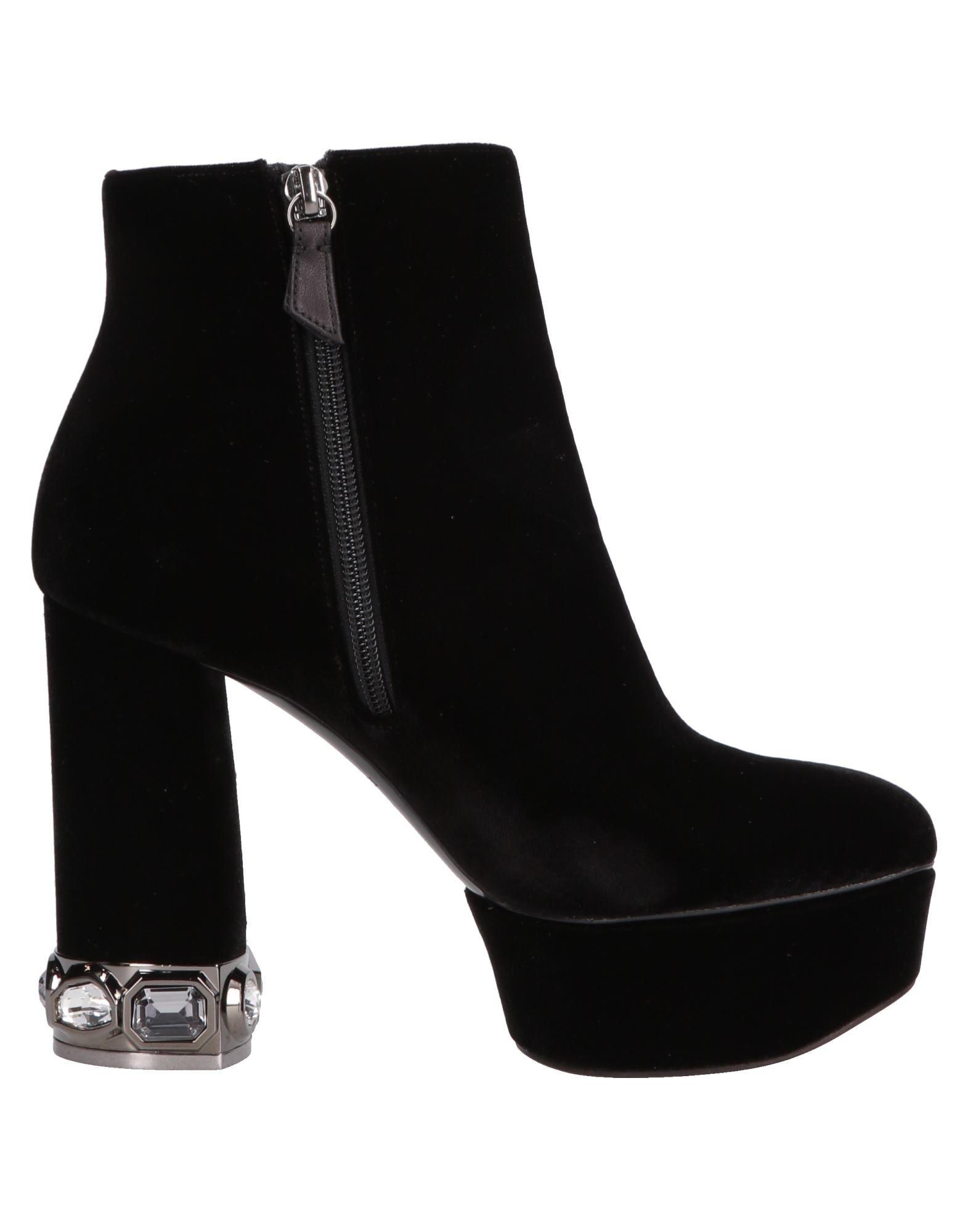 Bottine Casadei Femme - Bottines Casadei Noir Dernières chaussures discount pour hommes et femmes