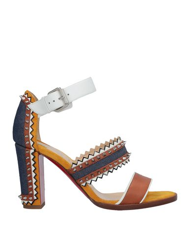 finest selection d2bf6 7ee14 CHRISTIAN LOUBOUTIN Sandals - Footwear | YOOX.COM