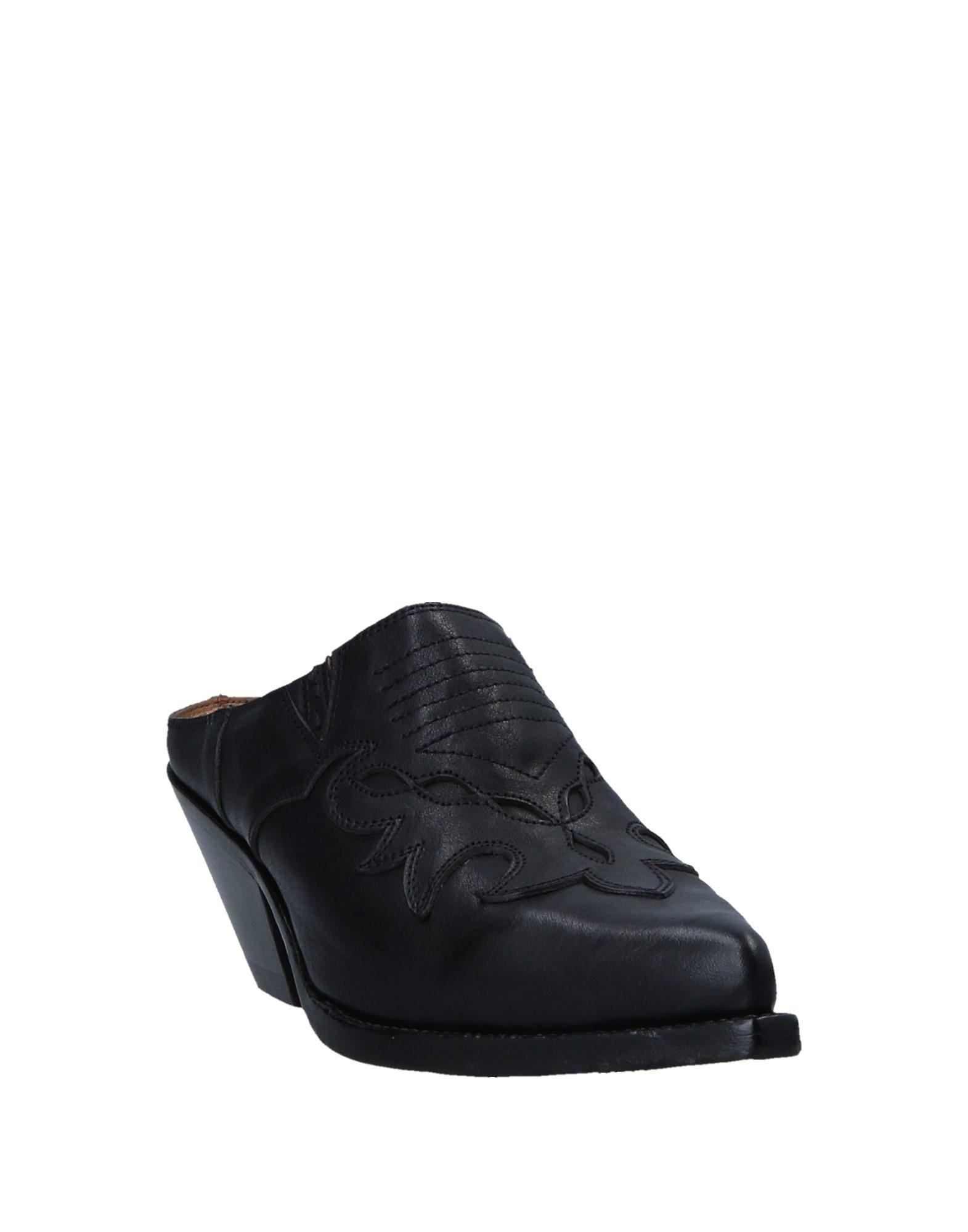 Buttero® Pantoletten Damen Schuhe  11562850HBGut aussehende strapazierfähige Schuhe Damen 8ddf3f