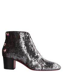 on sale 33e03 44d0e Christian Louboutin Women's Ankle Boots - Spring-Summer and ...