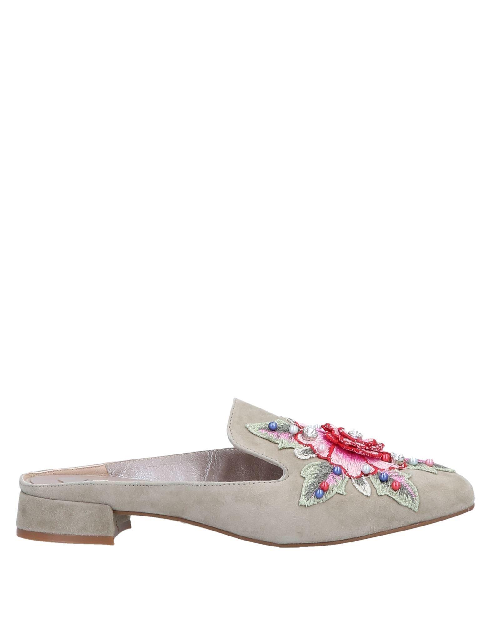 Marian Pantoletten Damen beliebte  11563149OM Gute Qualität beliebte Damen Schuhe 2973ee