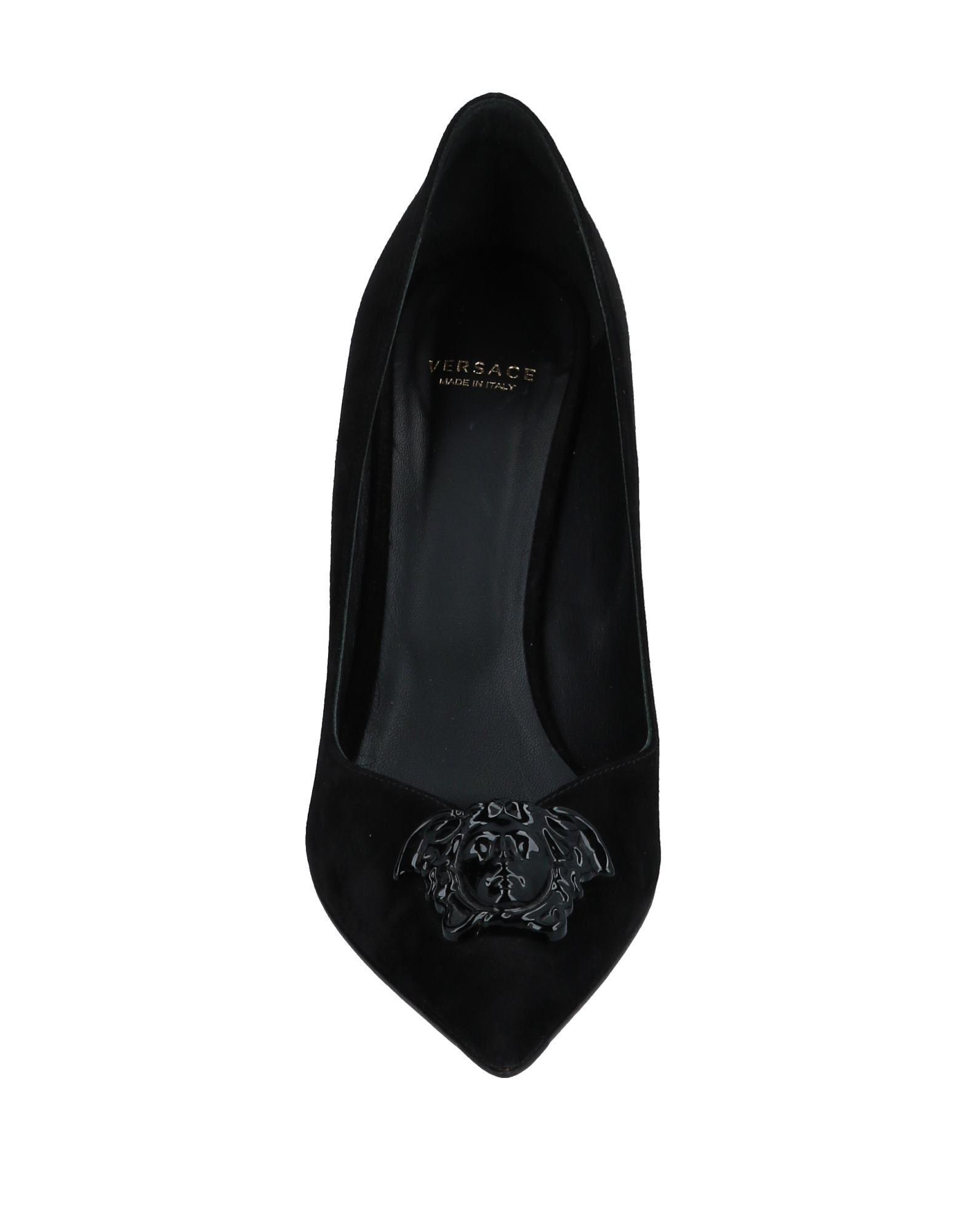 Versace Pumps Damen  aussehende 11563246HAGünstige gut aussehende  Schuhe 1f96c0