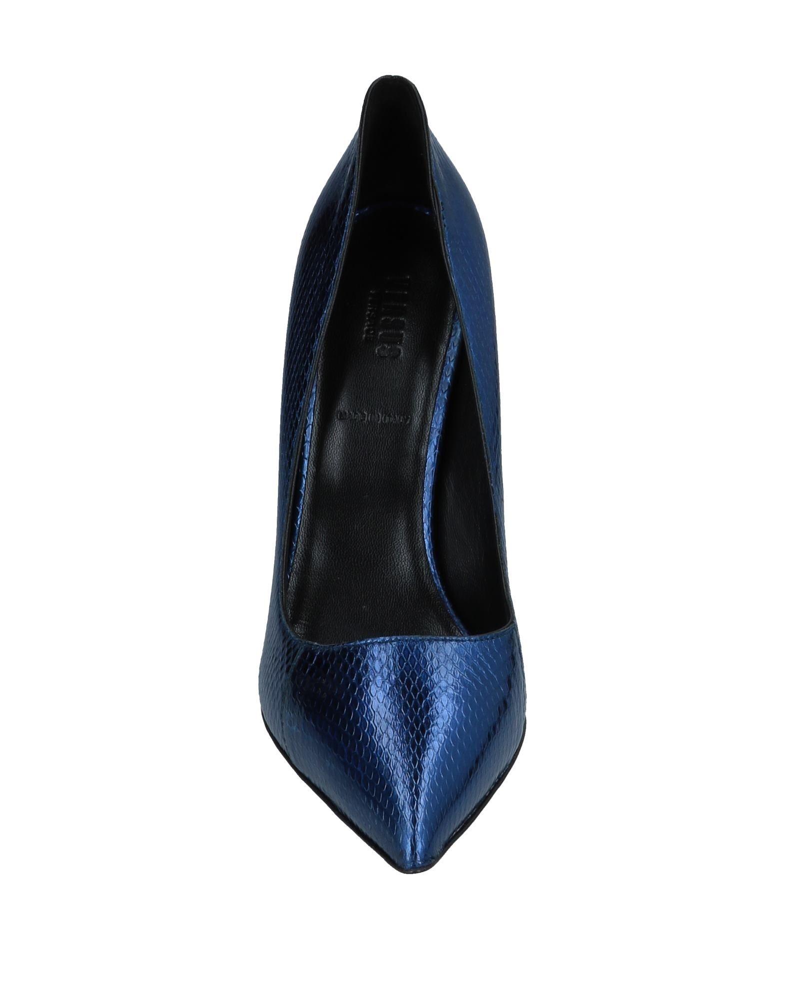 Rabatt Versace Schuhe Versus Versace Rabatt Pumps Damen  11563312GJ 4ba767