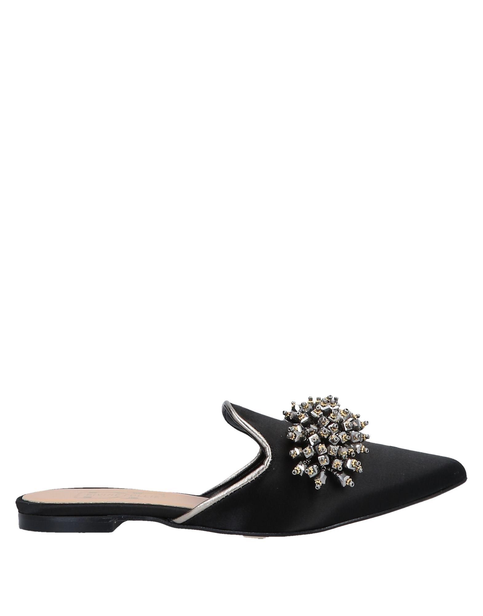 Divine Follie Pantoletten Damen beliebte  11563515JL Gute Qualität beliebte Damen Schuhe 2fe4de