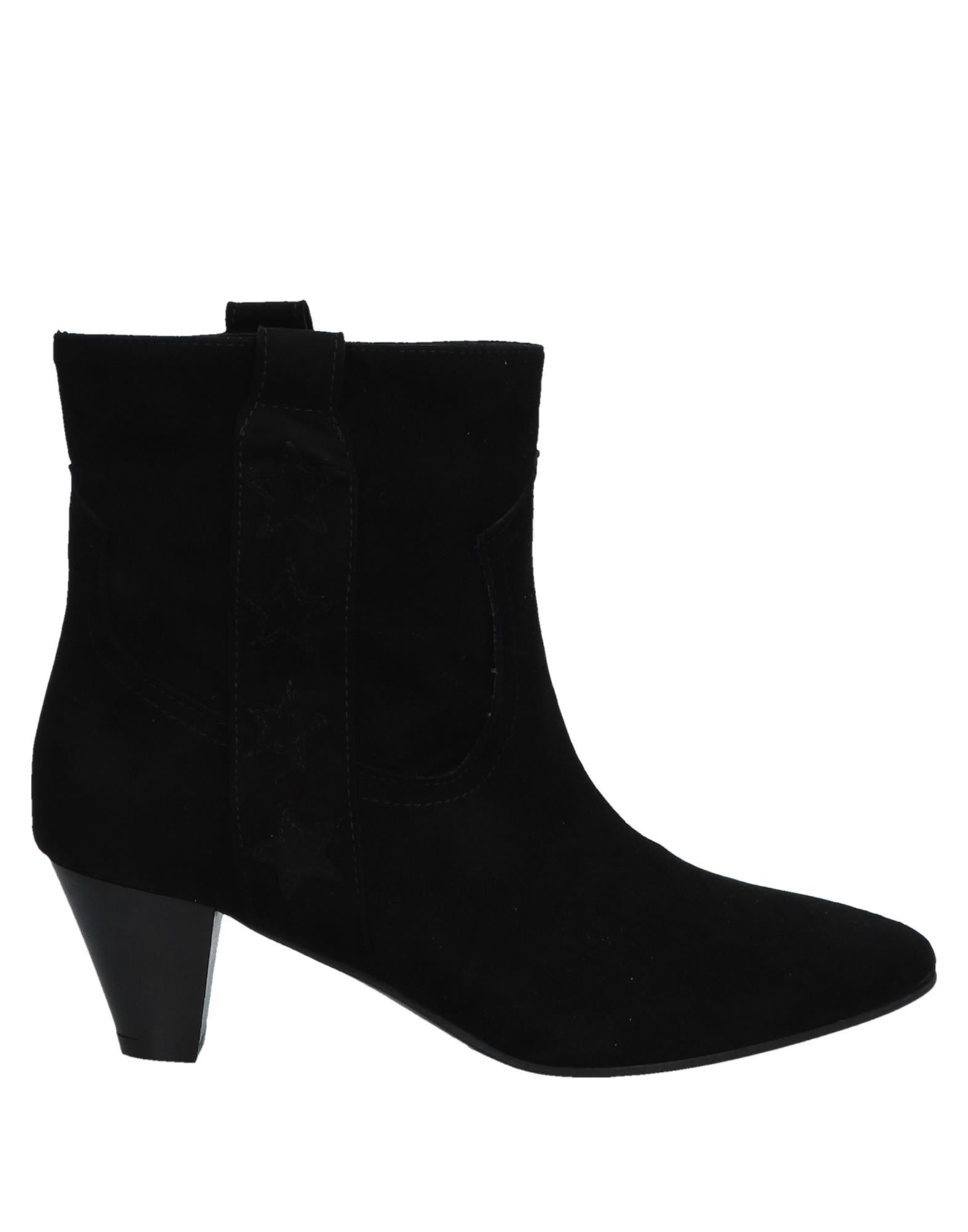 Bottine Marc Ellis Femme - Bottines Marc Ellis Noir Chaussures casual sauvages