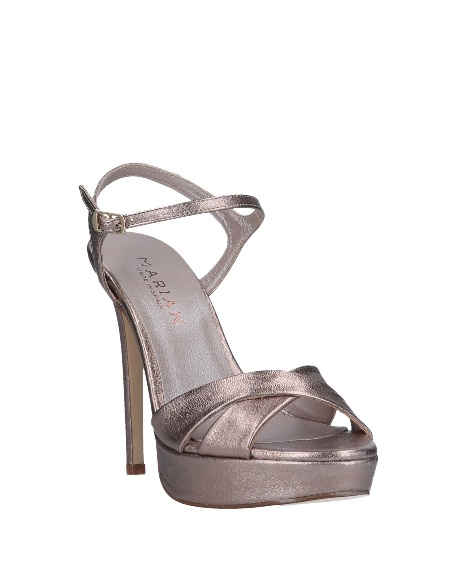 Marian Sandalen beliebte Damen 11563739QX Gute Qualität beliebte Sandalen Schuhe 0105e7