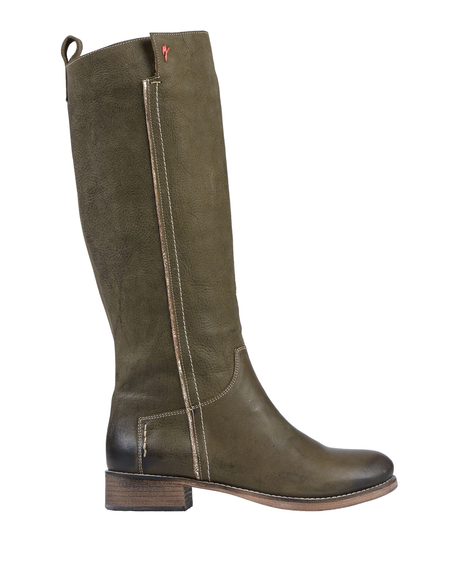 Stilvolle Denim billige Schuhe Manila Grace Denim Stilvolle Stiefel Damen  11563832OU 772174