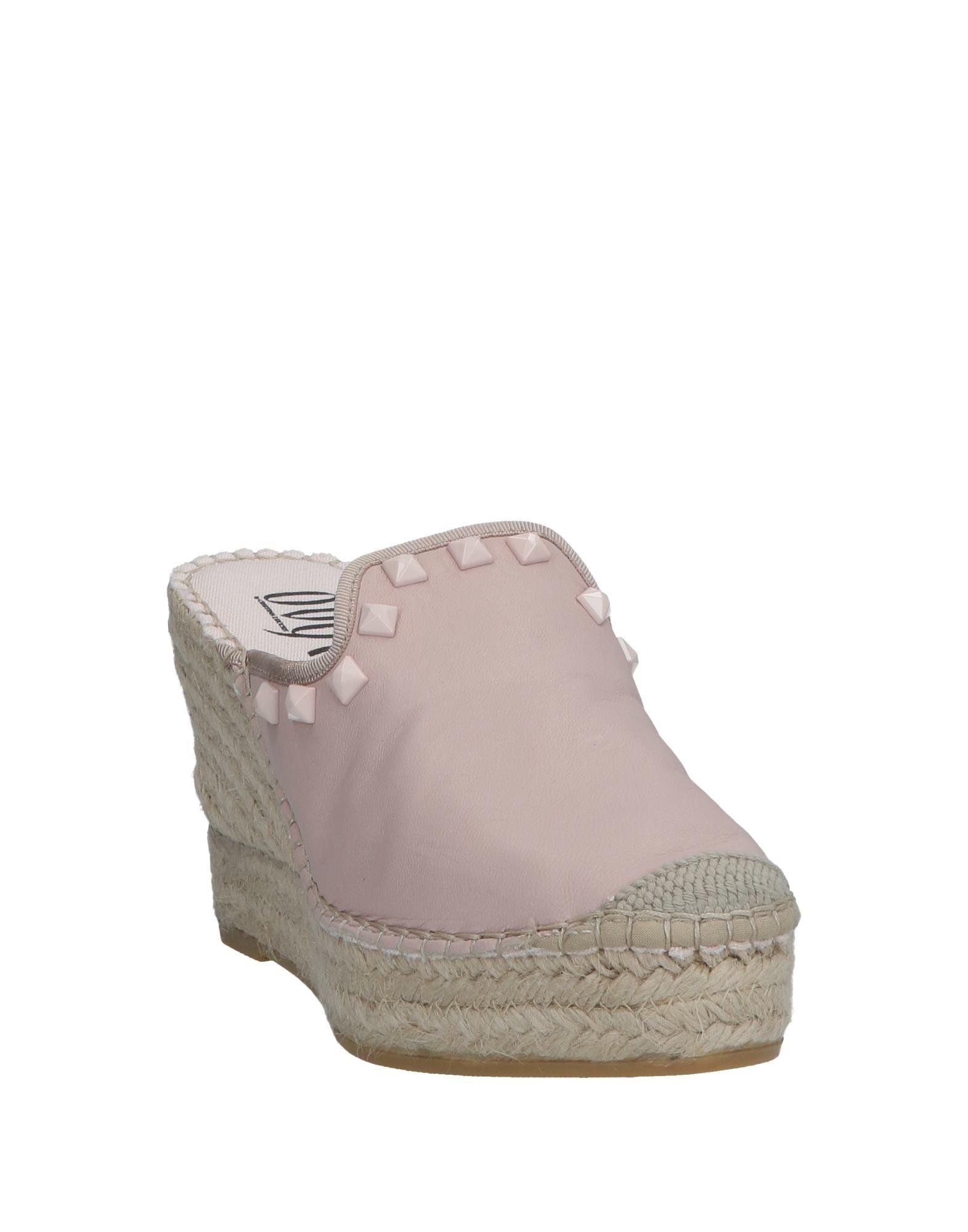 Ovye' By Cristina Qualität Lucchi Pantoletten Damen  11563842FI Gute Qualität Cristina beliebte Schuhe 0f0eb2