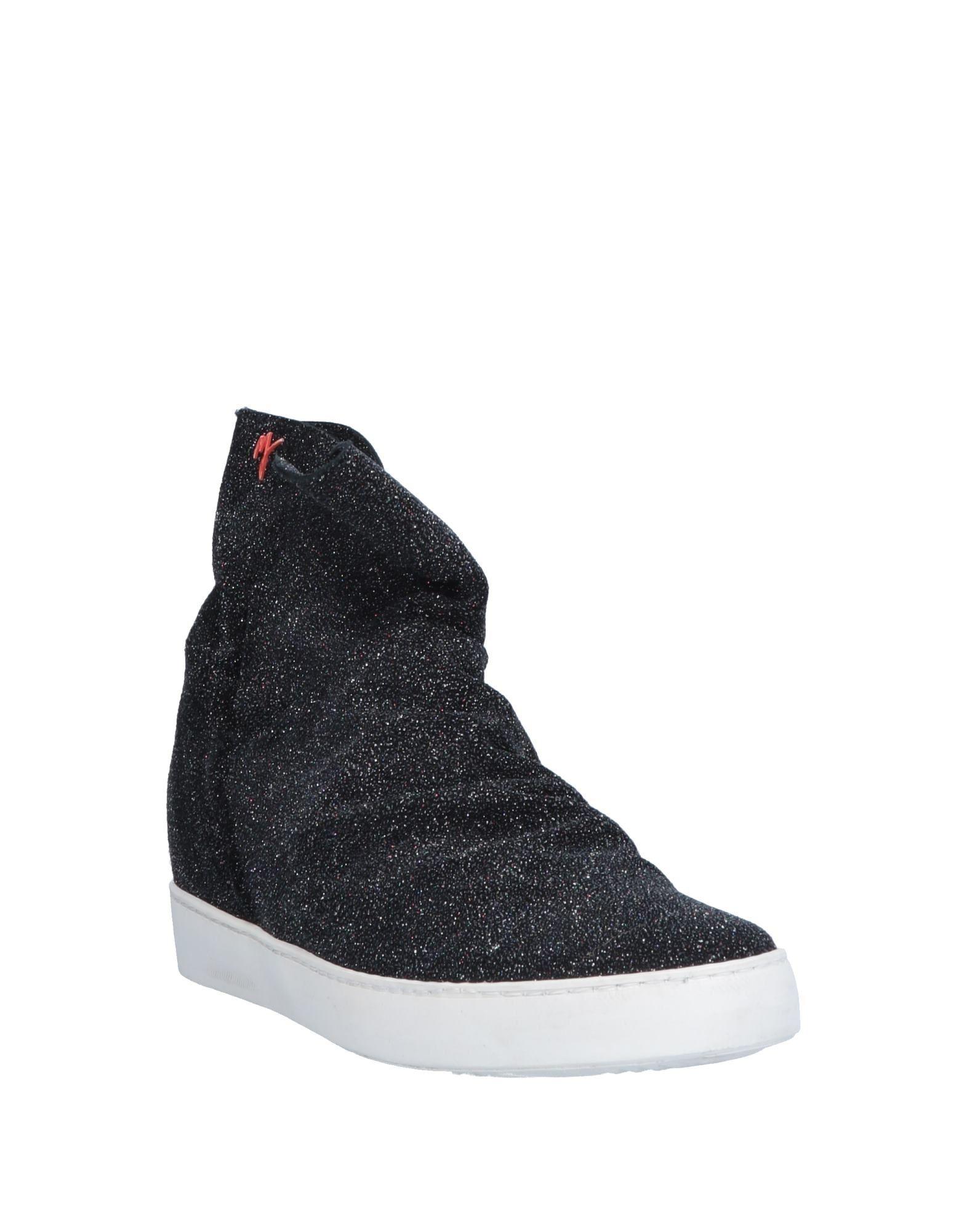 Stilvolle Denim billige Schuhe Manila Grace Denim Stilvolle Sneakers Damen  11563853XX 73b46d