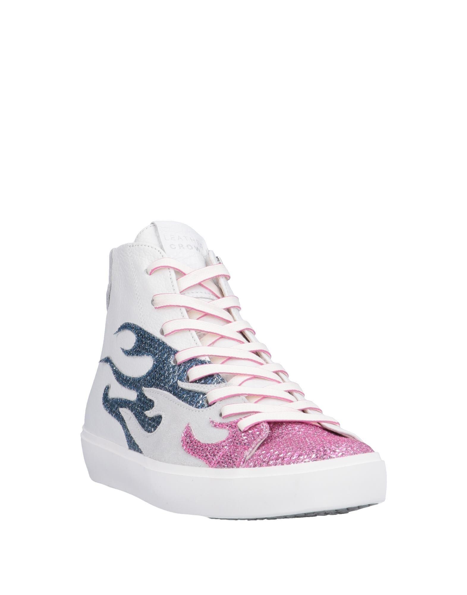 Leder Damen Crown Turnschuhes Damen Leder 11563868VDGut aussehende strapazierfähige Schuhe ad051c