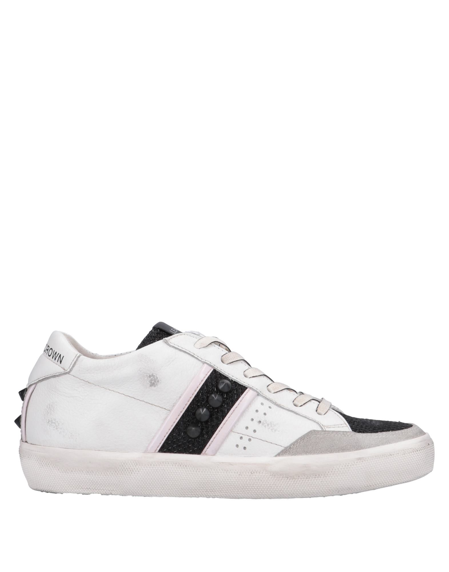 Leather Crown Sneakers Sneakers - Women Leather Crown Sneakers Sneakers online on  United Kingdom - 11563915JD ec42e3