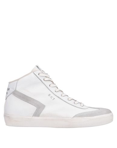 2142d7ebb3f6 Leather Crown Sneakers - Women Leather Crown Sneakers online on YOOX ...