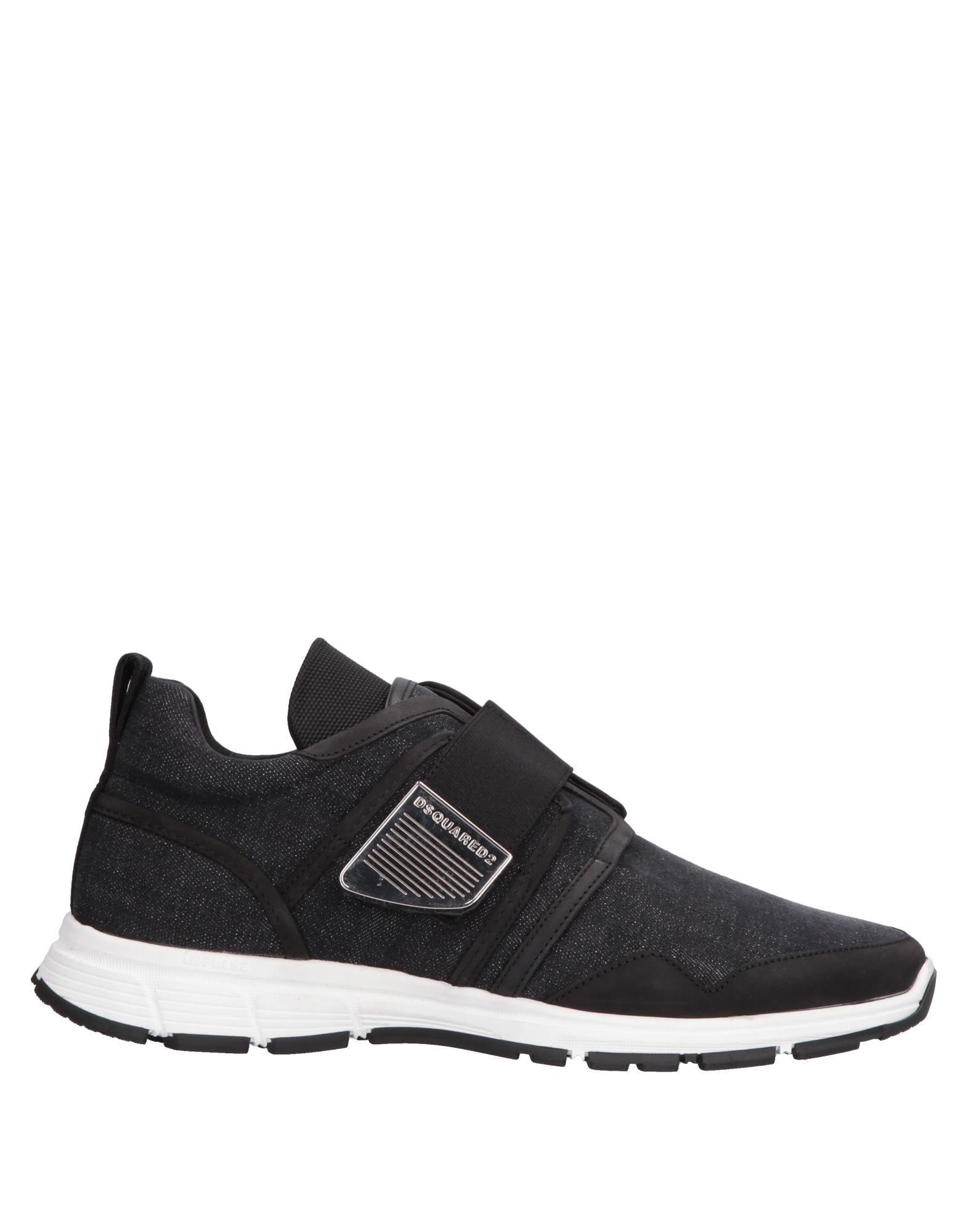 Zapatillas Dsquared2 Hombre - Zapatillas  Dsquared2  Zapatillas Negro 20e188