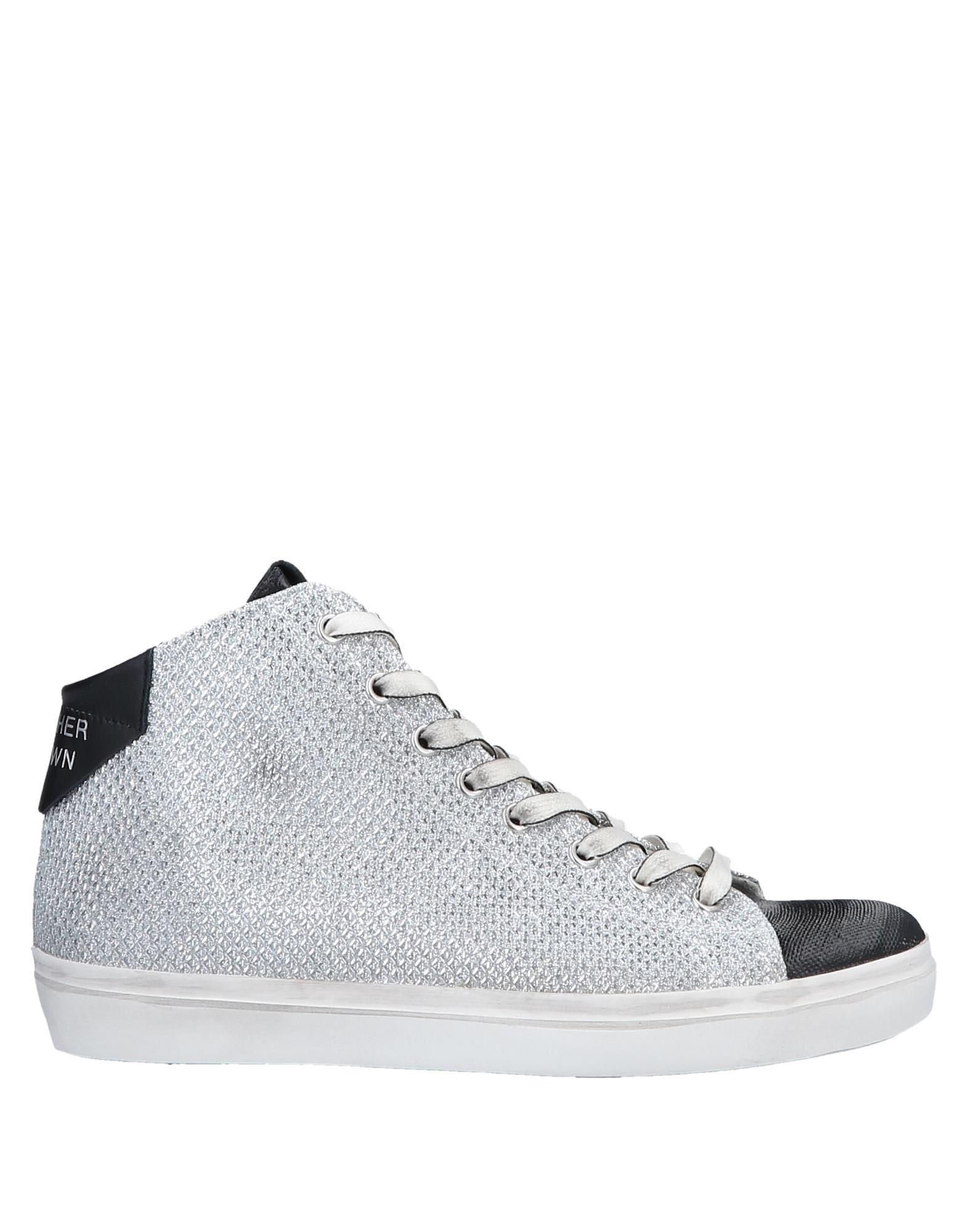 Leather Crown Sneakers - Women Leather Crown Sneakers online 11564351OP on  Canada - 11564351OP online 447f4d