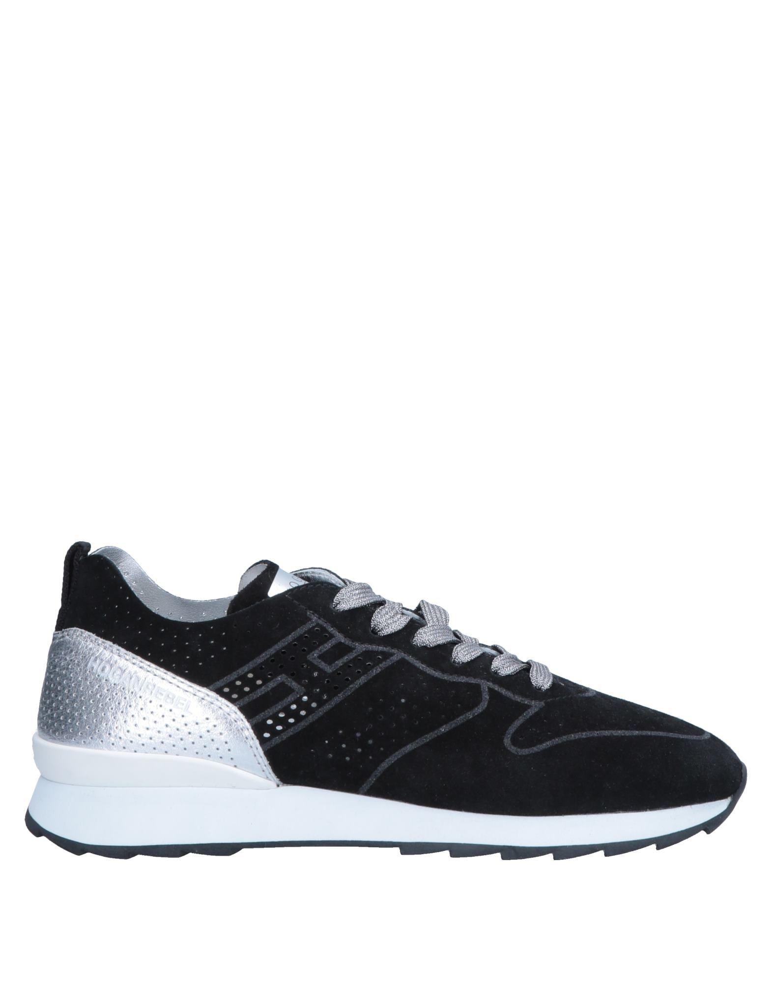 Stilvolle billige Schuhe Hogan Rebel 11564530UF Sneakers Damen  11564530UF Rebel 022b1f
