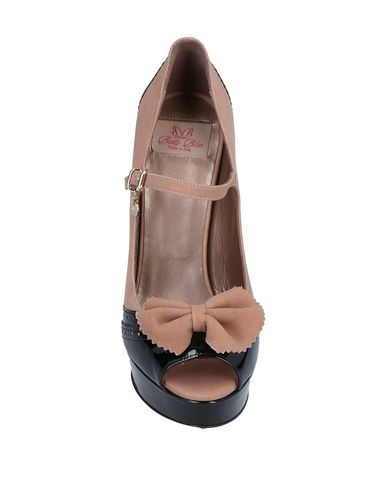 Betty Blue Décolleté Donna Scarpe Cammello