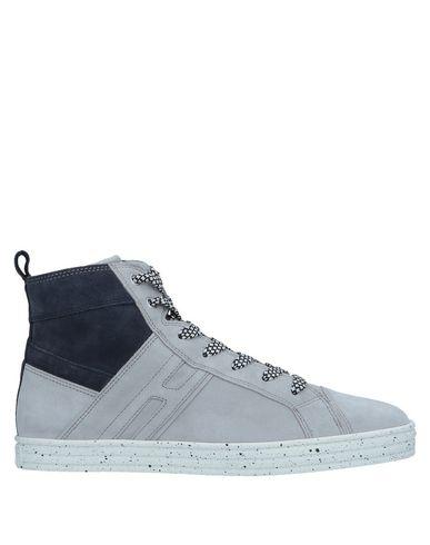 Hogan Rebel Sneakers - Men Hogan Rebel Sneakers online on YOOX Hong ... 90b6be9525e
