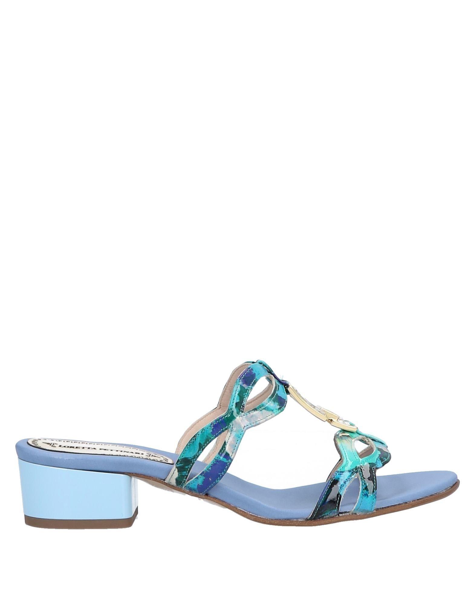 Loretta Pettinari Sandalen Damen  11564752FDGut aussehende strapazierfähige Schuhe
