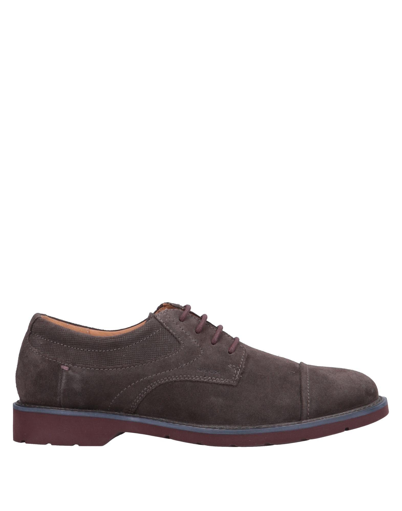 Rabatt echte Schuhe Geox Schnürschuhe Herren  11564802WH