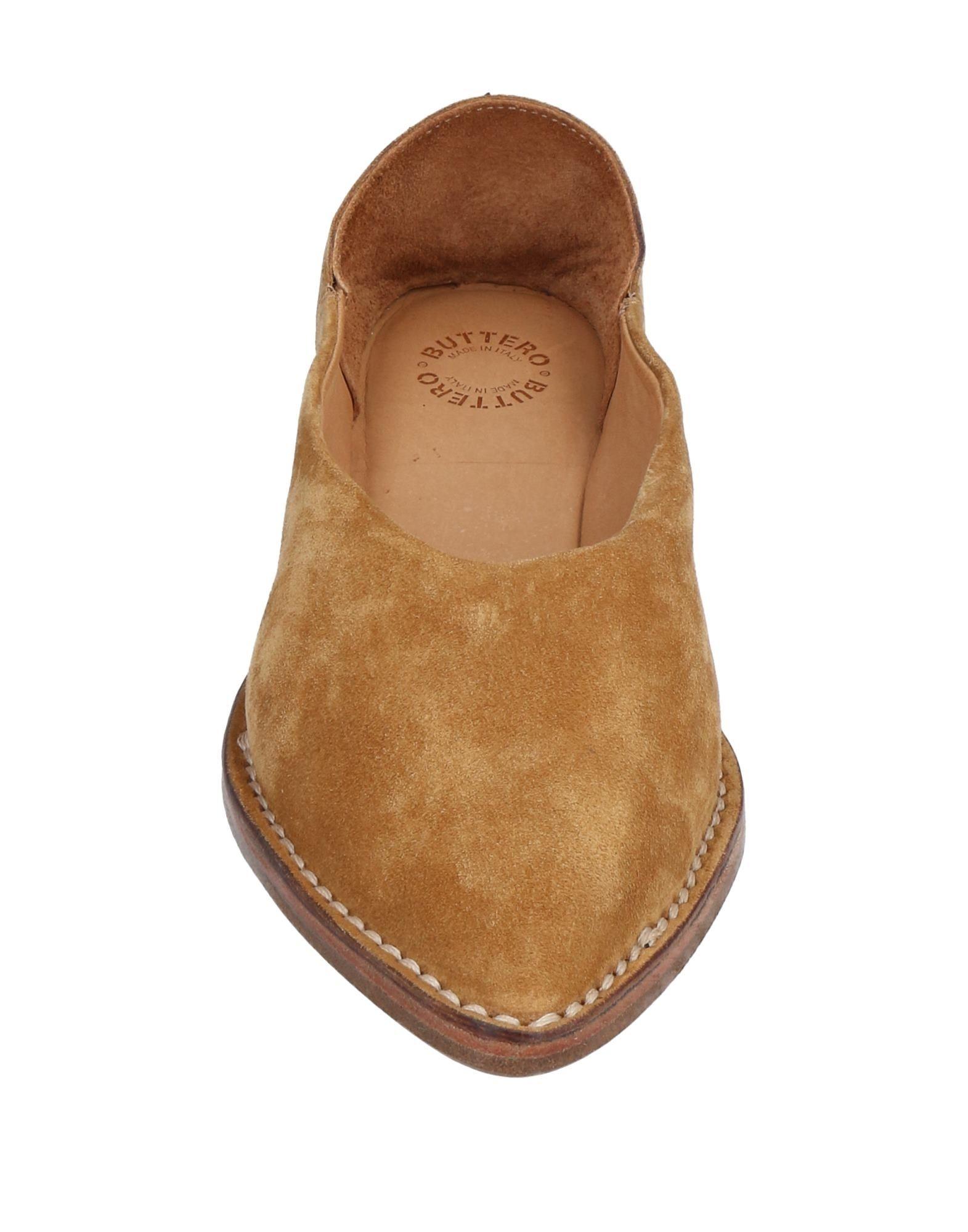 Stilvolle billige Ballerinas Schuhe Buttero® Ballerinas billige Damen  11564833UQ 1fd57f